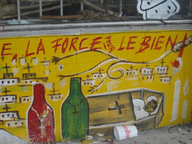 Little Haiti, Florida @Leslie Pariseau