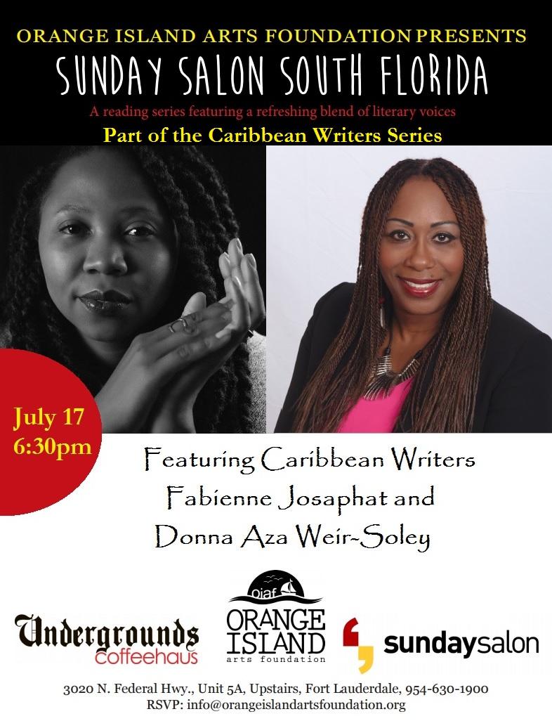 July 17 Sunday Salon FINAL
